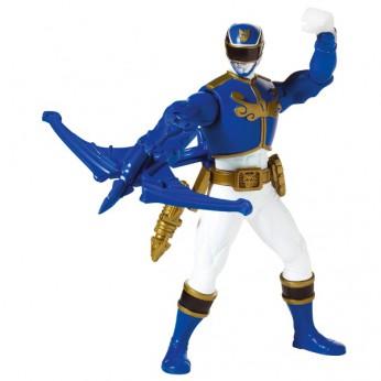 Power Rangers Megaforce 16cm Blue Figure reviews
