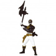 Power Rangers Megaforce 16cm Black Figure