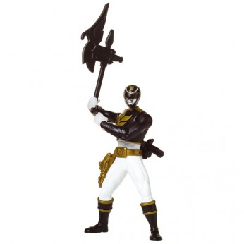 Power Rangers Megaforce 16cm Black Figure reviews