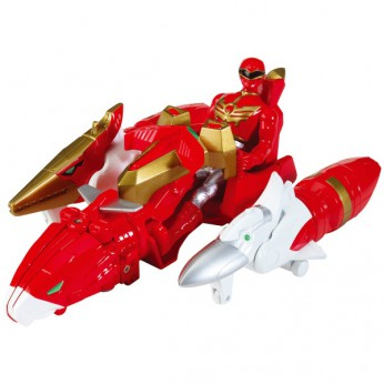 Power Rangers Megaforce Red Vehicle