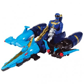 Power Rangers Megaforce Blue Vehicle reviews