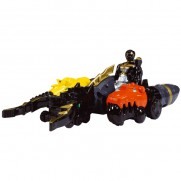 Power Rangers Megaforce Black Vehicle