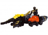 Power Rangers Megaforce Black Vehicle