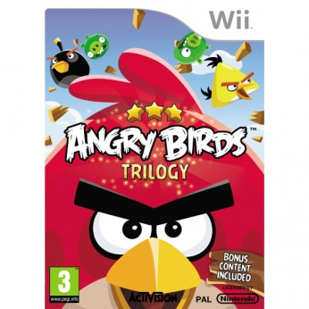 Angry Birds Trilogy WII reviews