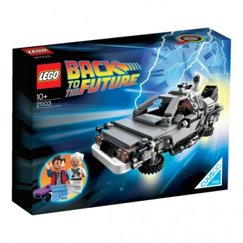 LEGO Back to the Future 21103 reviews