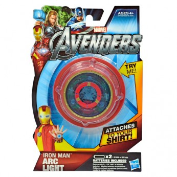 Avengers Iron Man Arc Chest Light reviews