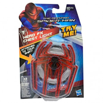 Spiderman Hero FX Chest Light reviews