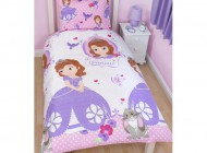 Disney Princess Sofia The 1st Rotary Single Duvet