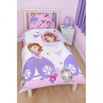 Disney Princess Sofia The 1st Rotary Single Duvet reviews