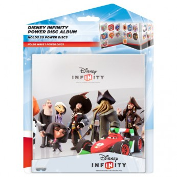 Disney Infinity Power Disc Album reviews