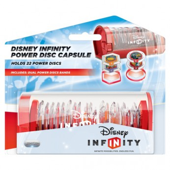 Disney Infinity Power Disc Capsule reviews
