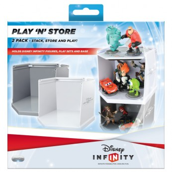 Disney Infinity Play N Store reviews