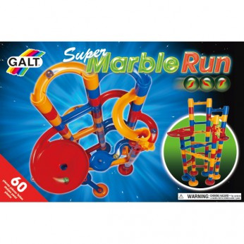 Galt Super Marble Run Board Game reviews