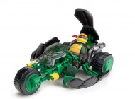 Turtles Stealth Bike and Exclusive Raphael Figure
