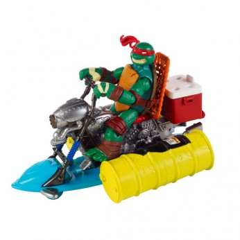Turtles Ooze Cruise Vehicle reviews