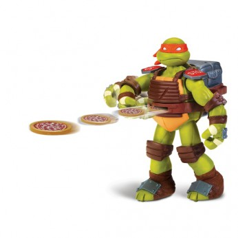 Turtles Flingerz Figure Michelangelo reviews