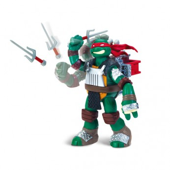 Turtles Flingerz Figure Raphael reviews