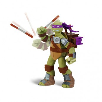 Turtles Flingerz Figure Donatello reviews