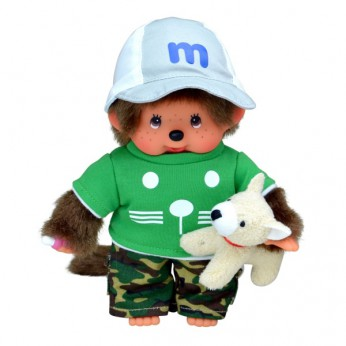 20cm Monchhichi with Companion reviews