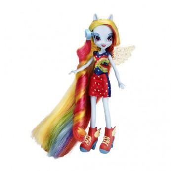 MY Little Pony Equestria Girl Rainbow Dash reviews