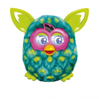 Furby Boom Sunny Peacock reviews
