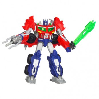 Transformers Beast Hunter Voyager Optimus Prime reviews