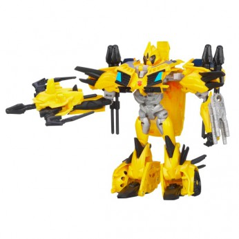 Transformers Beast Hunter Deluxe Bumblebee reviews