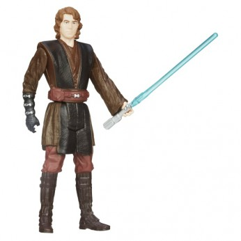Star Wars Saga Legends Anakin Skywalker