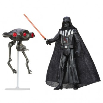 Star Wars Mission Series Pack Darth Vader and Droid