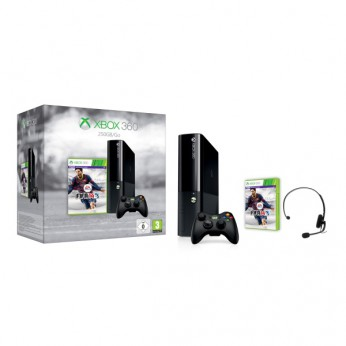 Xbox 360 250gb FIFA 14 Console Bundle reviews