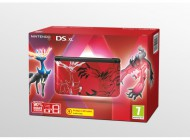Pokemon Nintendo 3DS XL Console: Red