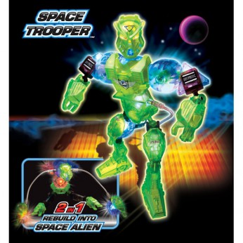 Lite Brix Space Trooper reviews
