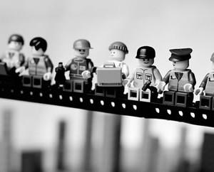 LEGO photographer holds first UK exhibition